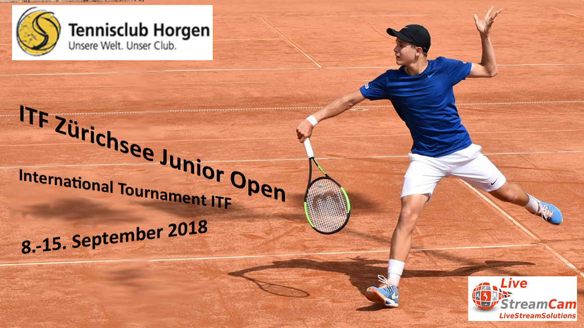 ITF Junior Tournament | TC Horgen 8. September bis 15. September 2018